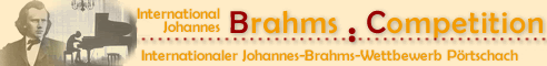 Brahms Competition